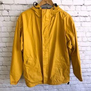 GAP Yellow Rain Coat Size XS